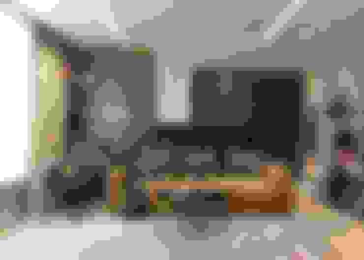 ห้องนั่งเล่น by Vinterior - дизайн интерьера
