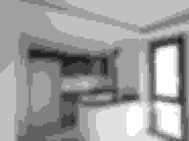 Orby İnşaat Mimarlık – Özder Apartman:  tarz Oturma Odası