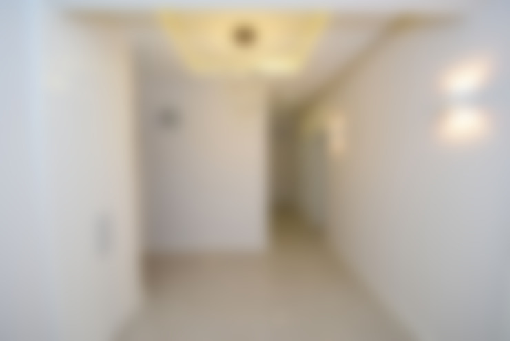 Orby İnşaat Mimarlık – Locaefes Projesi, B Tip daire girişi:  tarz Koridor ve Hol