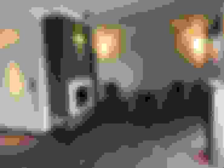 Halif yapı – salon:  tarz Oturma Odası