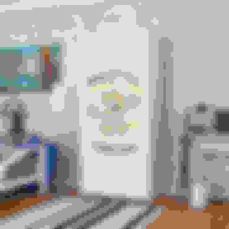 Candy Mobilyam – Basketbol Temalı Çocuk Odası Gardırop:  tarz Çocuk Odası