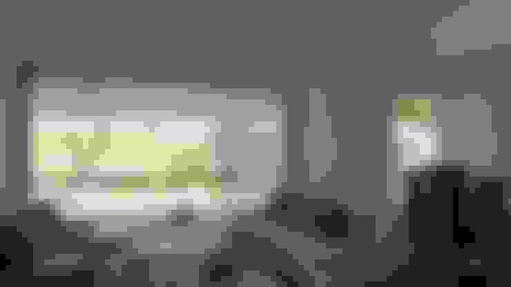 Casa de Playa - BUJAMA: Casas unifamiliares de estilo  por Corporación Siprisma S.A.C