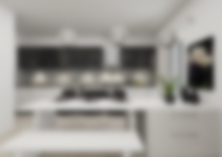 Small kitchens by PRATIKIZ MIMARLIK/ ARCHITECTURE