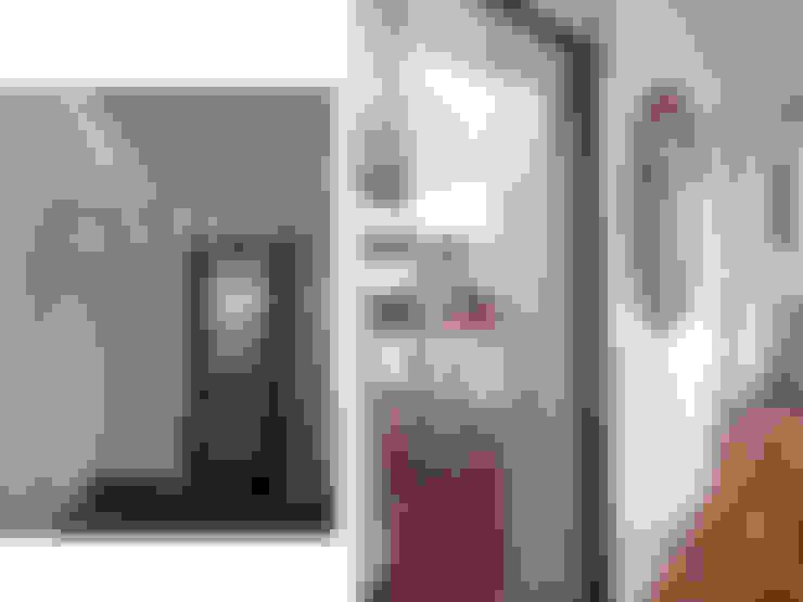 El Orden también se Proyecta.  : Pasillos y recibidores de estilo  por Fabiana Ordoqui  Arquitectura y Diseño.   Rosario | Funes |Roldán