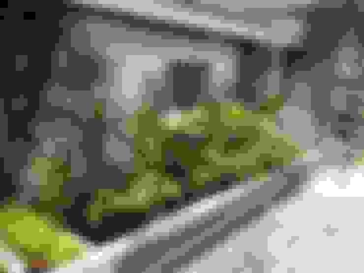 Jardines de estilo  por Arte y Diseño en paisaje