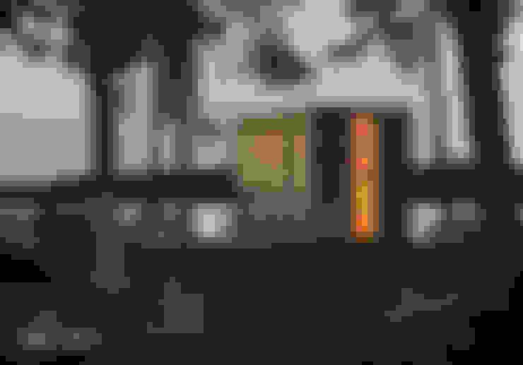Mokki: Casas pequenas  por Paulo Stocco Arquiteto