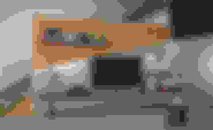 Living room by Santoro Design Render