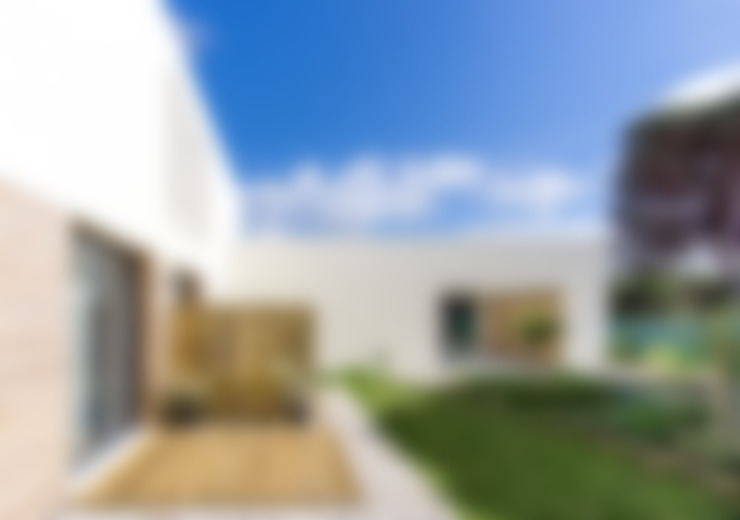 [i]da arquitectos의  주택