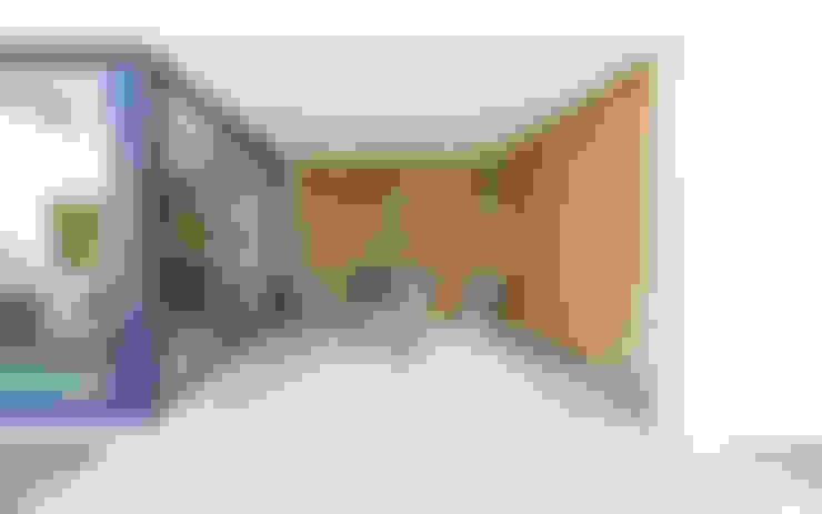 [i]da arquitectos의  베란다