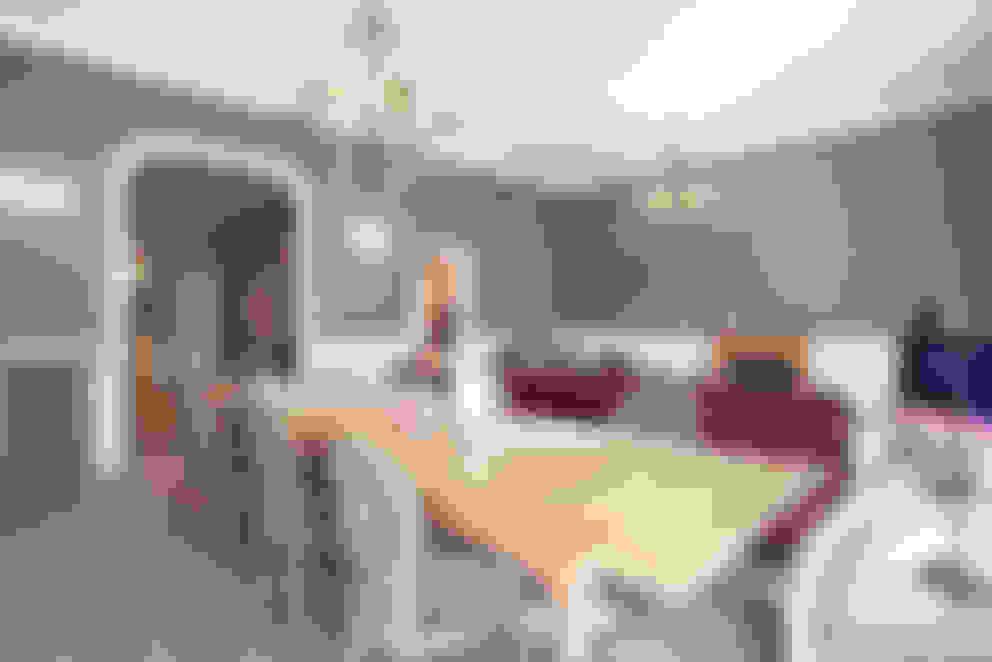 Comedores de estilo  por Home Deco Decoración