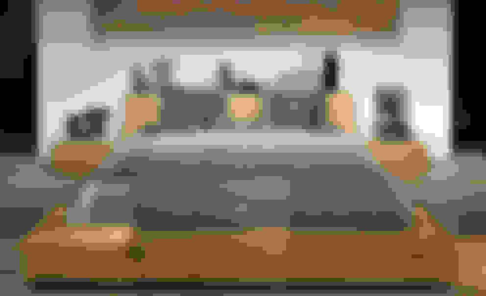 Dormitorios de estilo  por bolighus design