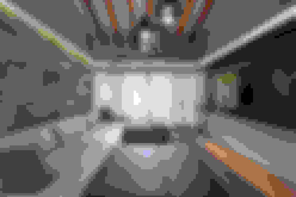 Salas de estar  por kababie arquitectos