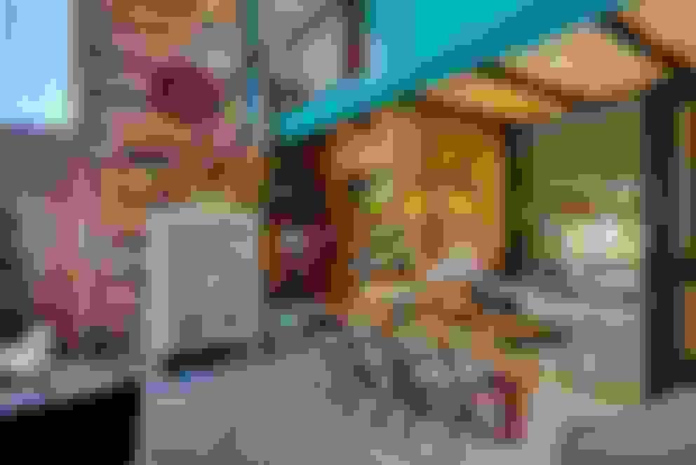 Ferraro Habitat:  tarz Oturma Odası