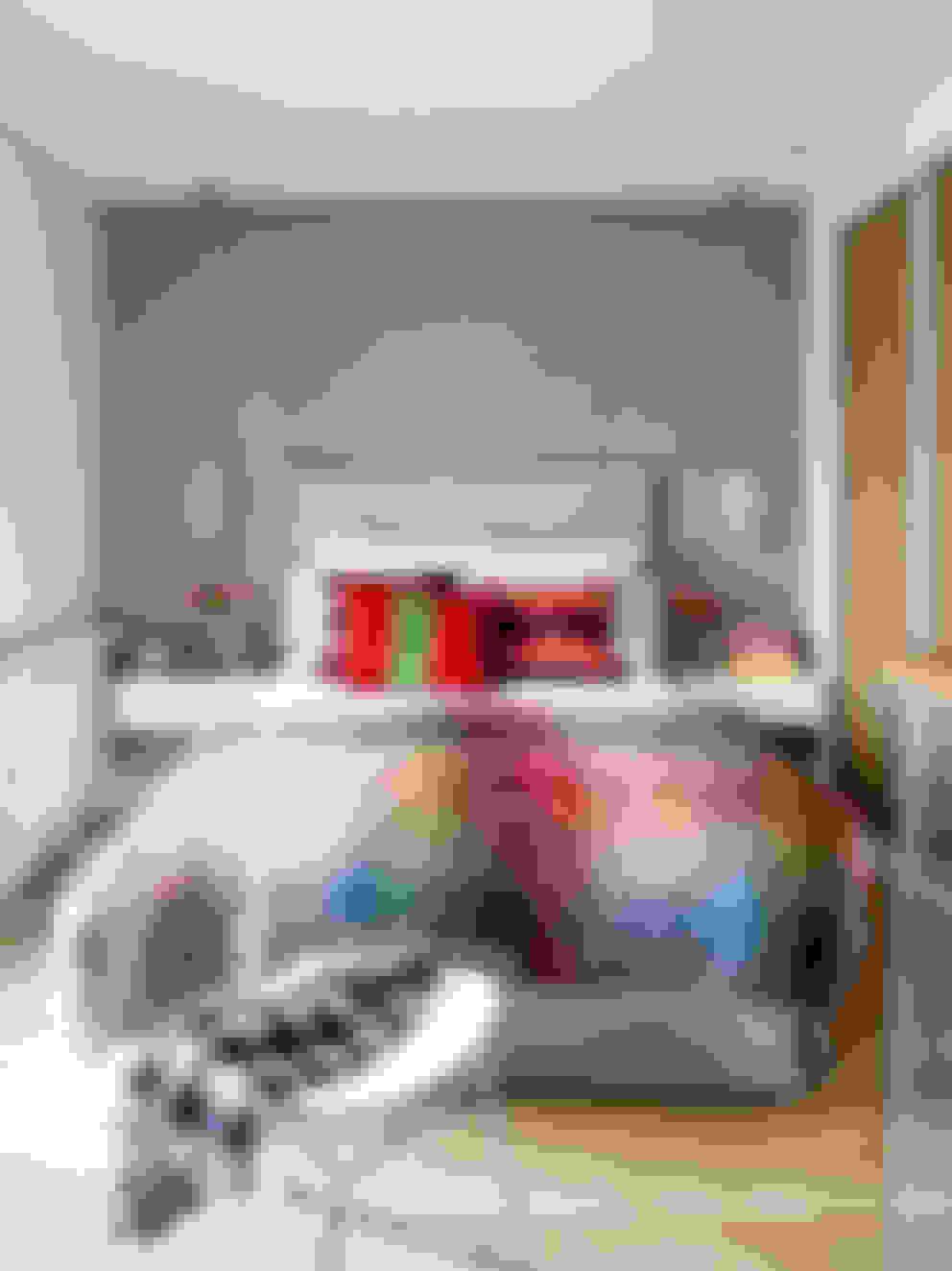 Dormitorios de estilo  por BELEN FERRANDIZ INTERIOR DESIGN