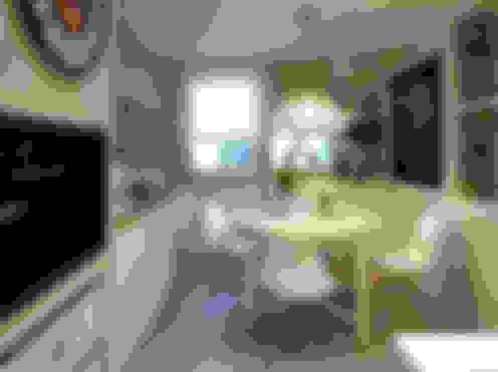 Cozinhas  por DEULONDER arquitectura domestica