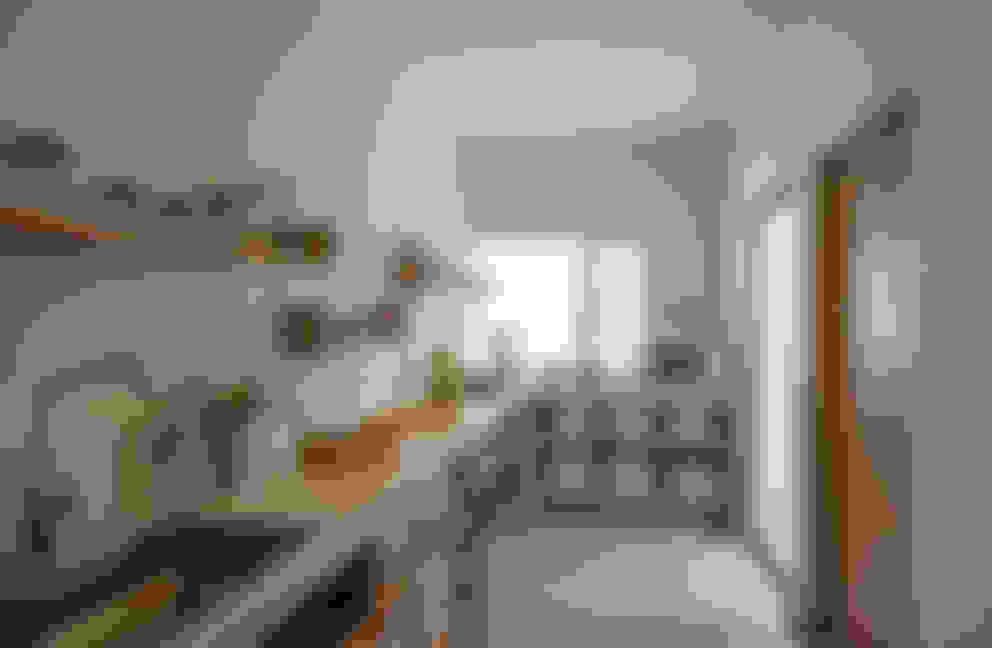 Cozinhas  por ROMERO DE LA MORA