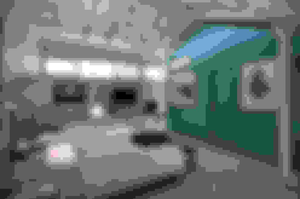 Dormitorio: Dormitorios de estilo  por Matealbino arquitectura