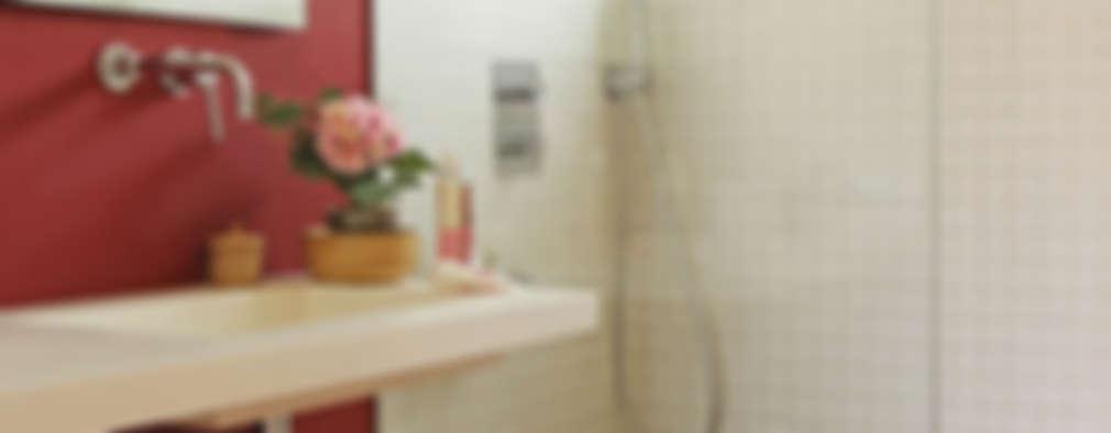 Baños de estilo  por Marta Sellarès - Interiorista