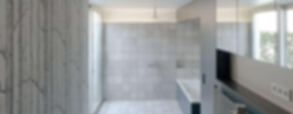 Baños de estilo  por Architektur Sommerkamp