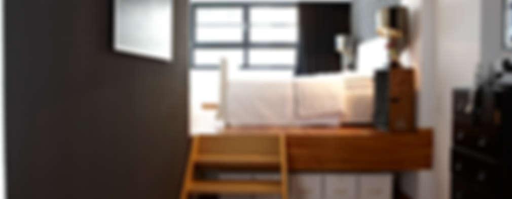Chambre de style de style eclectique par better.interiors