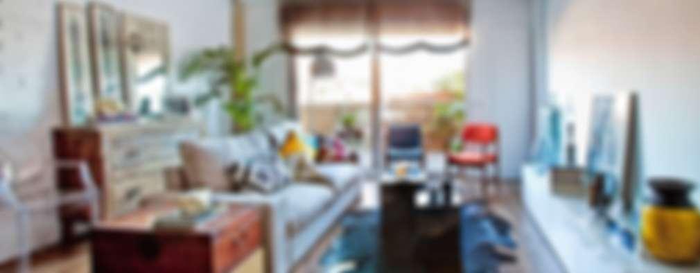Livings de estilo escandinavo por decoraCCion