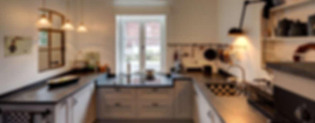 Projekty,  Kuchnia zaprojektowane przez Lichters Living