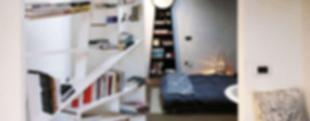 modern Bedroom by Spazio 14 10 di Stella Passerini