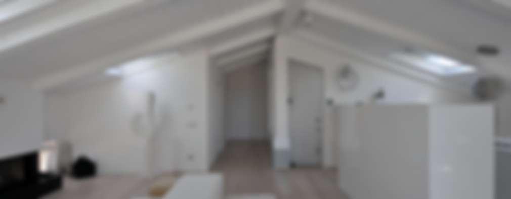 IMAGO DESIGN: minimal tarz tarz Oturma Odası