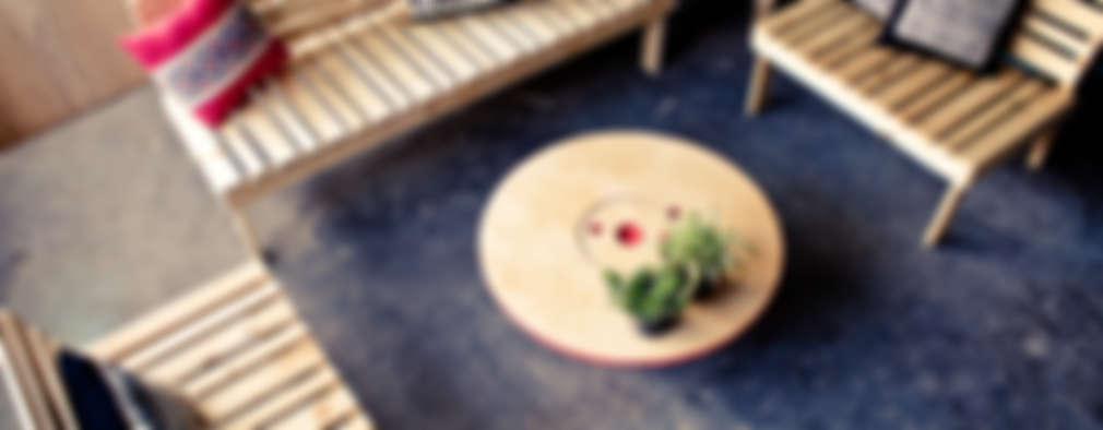 Muebles hechos con tarimas de madera for Muebles hechos con tarimas de madera