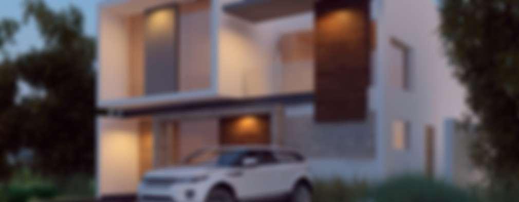 DISEÑO ESTETICO: Casas de estilo moderno por SYD CONSTRUCTORES