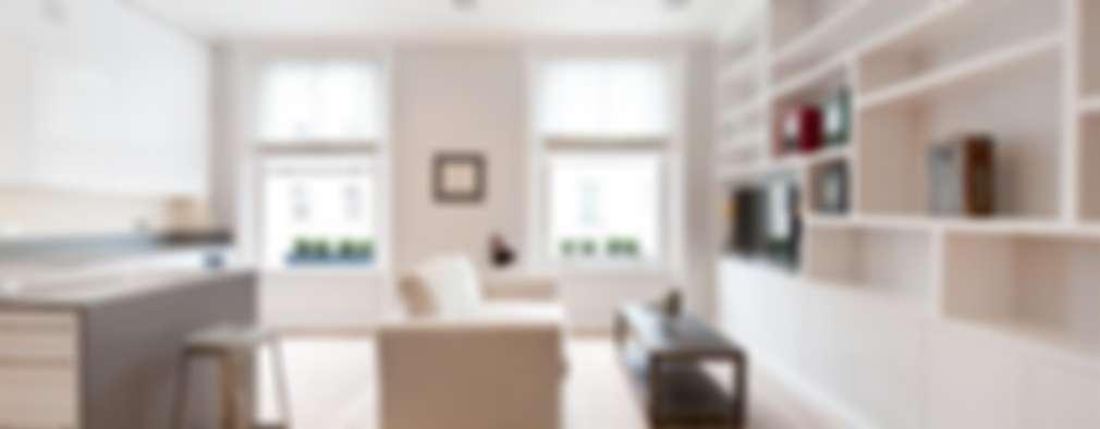modern Living room by Ardesia Design