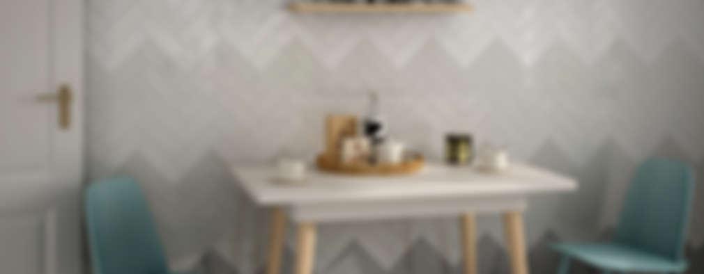Dapur by Equipe Ceramicas