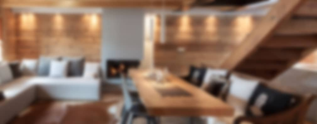 scandinavian Living room by archstudiodesign