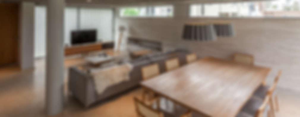Salle à manger de style de style Moderne par ESTUDIO GEYA