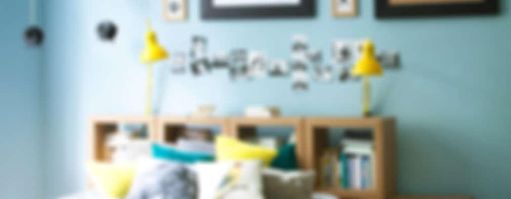غرفة نوم أولاد تنفيذ Stange Design