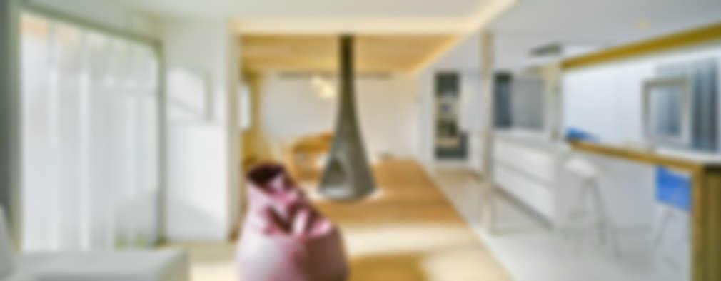 Huizen door FLAP STUDIO