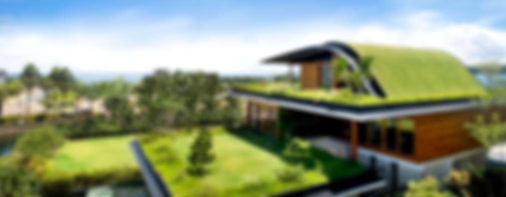 Guz Architects의  주택