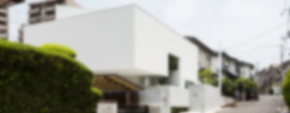 Kenji Yanagawa Architect and Associates의  주택