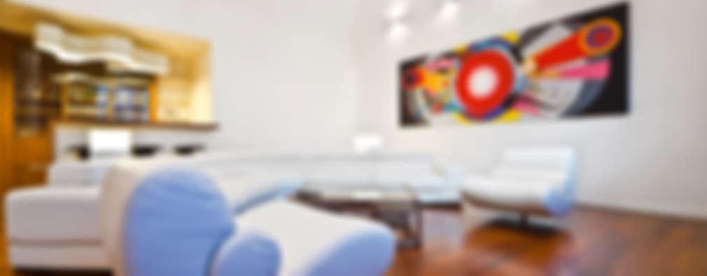 غرفة المعيشة تنفيذ ARQUITECTURA EN PROCESO