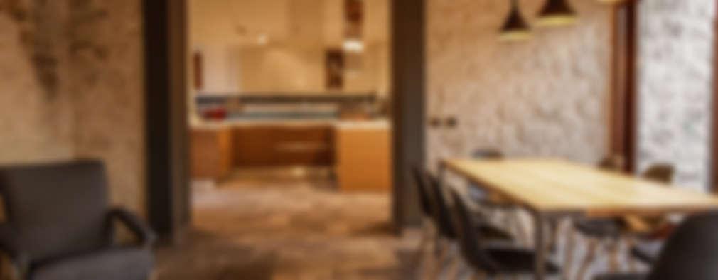 Projekty,  Salon zaprojektowane przez Viviana Pitrolo architetto