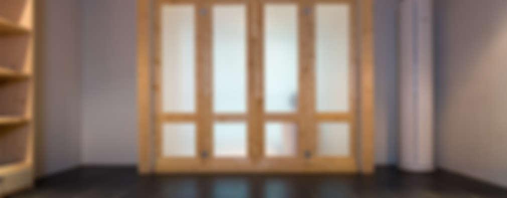 modern Study/office by 무회건축연구소