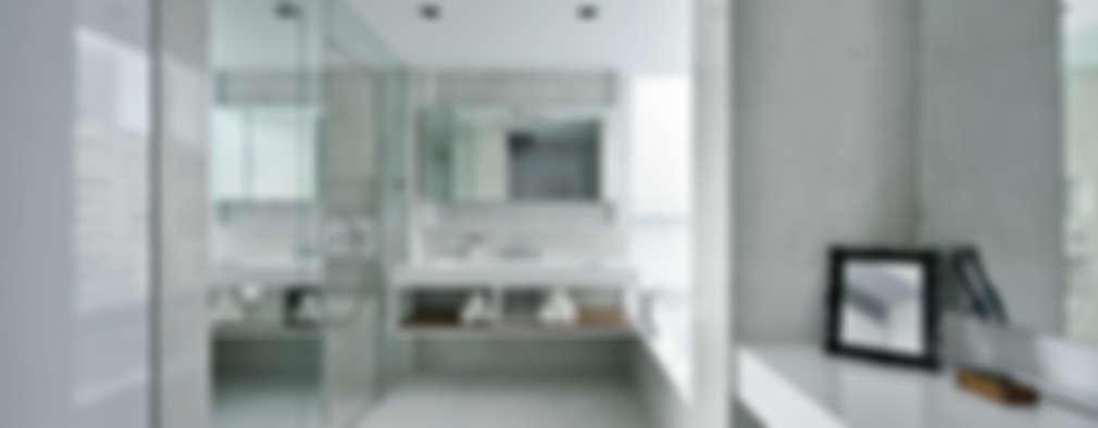 Bathroom by Millimeter Interior Design Limited
