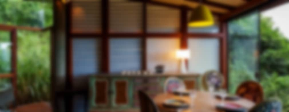 country Dining room by Ferraro Habitat