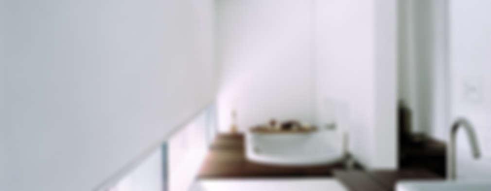 حمام تنفيذ Cattaneo Brindelli architetti associati