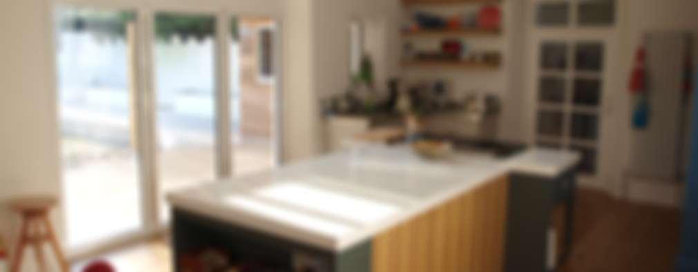 Кухни в . Автор – Crayon Architecture & Design