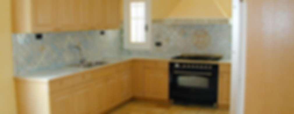 6 Idee in Ceramica per il Piano della Cucina