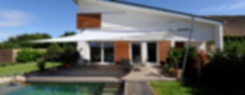 Projekty,  Domy zaprojektowane przez Julia Schlotter Design