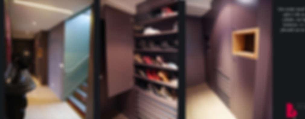 غرفة الملابس تنفيذ Agence Diot-Clément