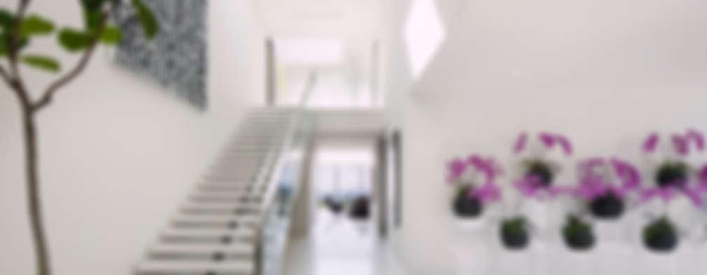 Corridor & hallway by McClean Design