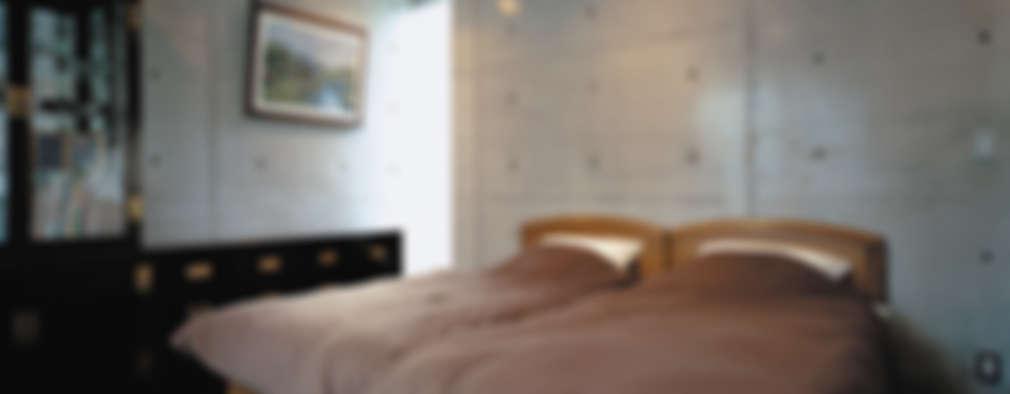modern Bedroom by atelier m